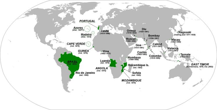 Portuguese Empire Portuguese Empire Freemanpedia