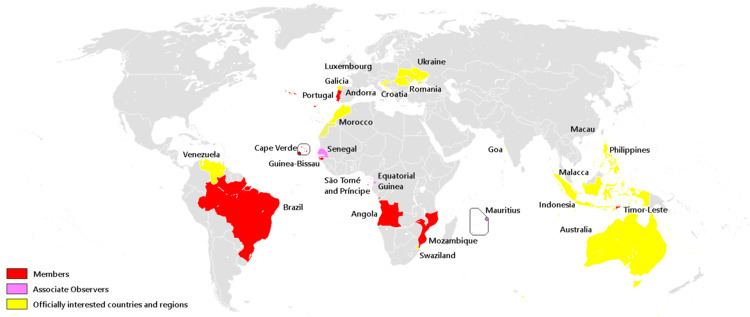 Portuguese language Community of Portuguese Language Countries Wikipedia