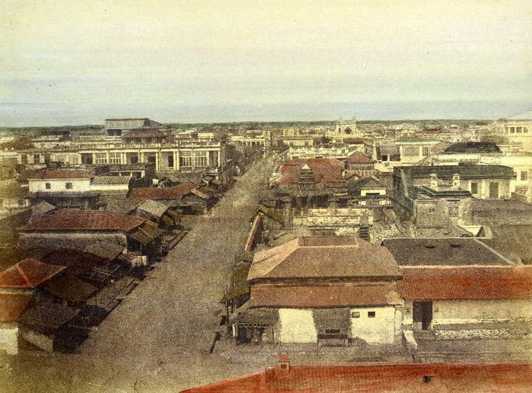 Porur in the past, History of Porur