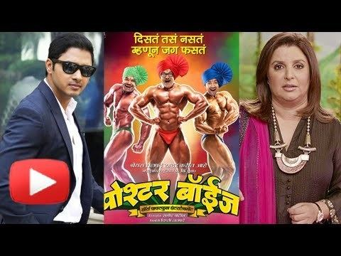 Poshter Boyz Farah Khans Guest Appearance In Poshter Boyz Shreyas Talpade