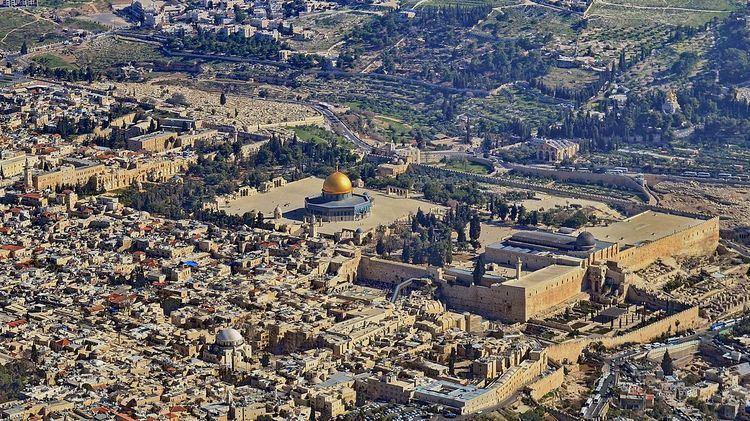 Positions on Jerusalem