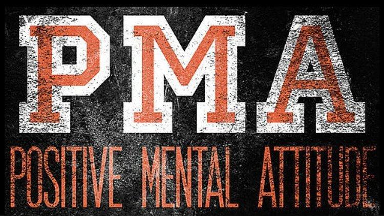 Positive mental attitude Positive Mental Attitude PMA YouTube