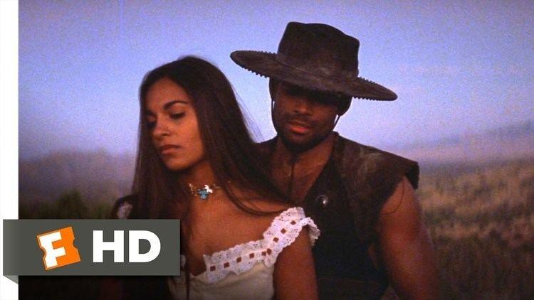 Posse (1993 film) Posse 812 Movie CLIP Turn the Other Cheek 1993 HD YouTube