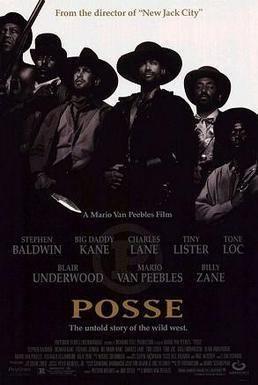 Posse (1993 film) Posse 1993 film Wikipedia