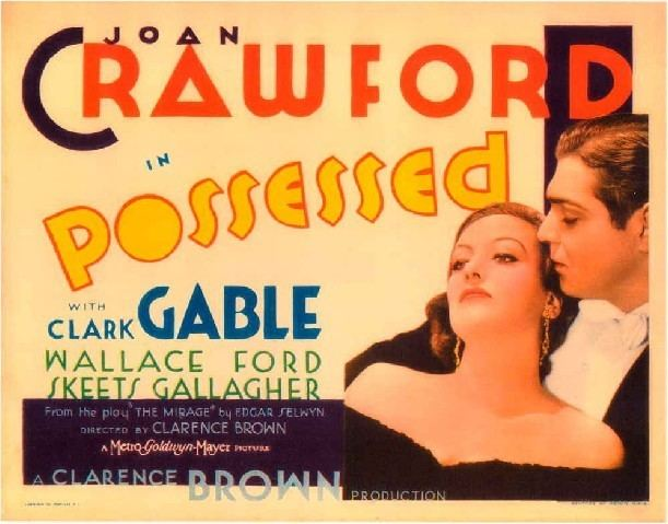 Possessed (1931 film) Possessed 1931 Caroline Young