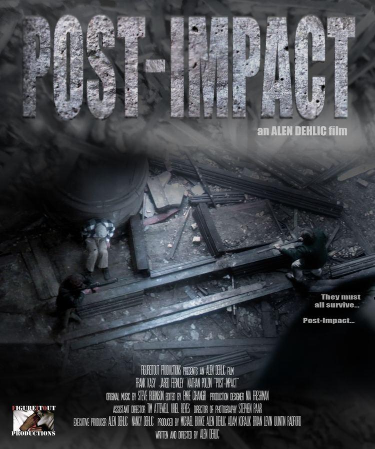 Post Impact FigureItOut Productions PostImpact Poster