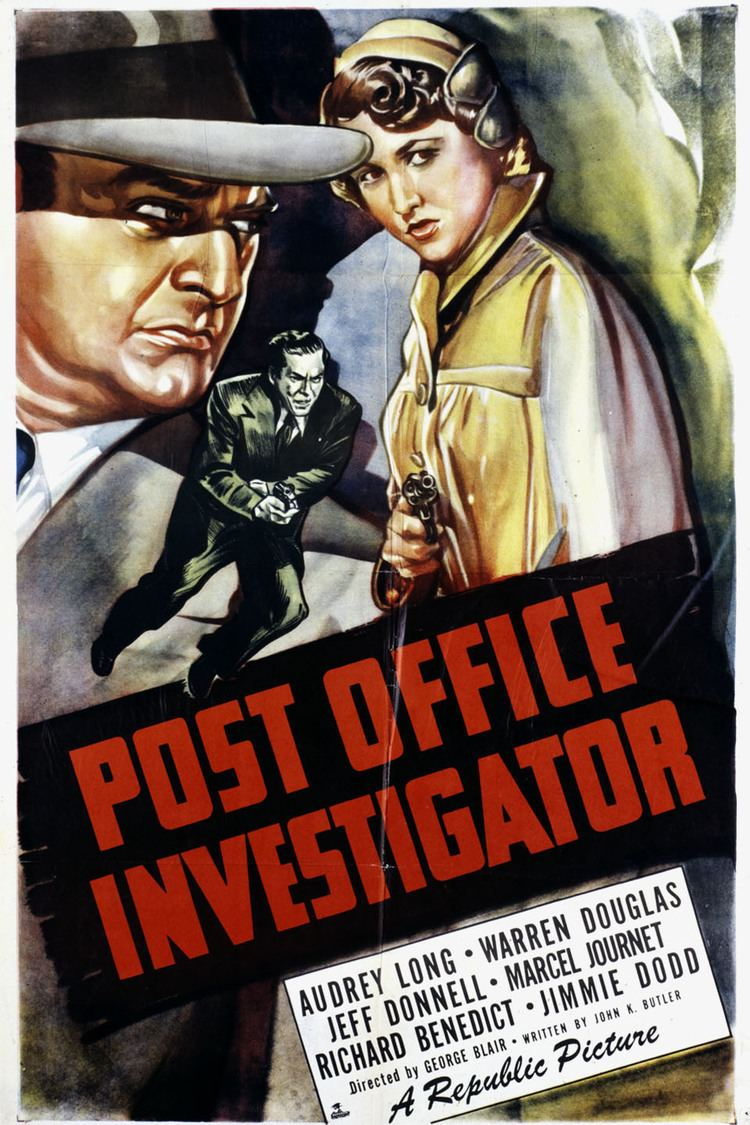 Post Office Investigator wwwgstaticcomtvthumbmovieposters50012p50012