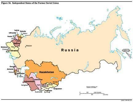 Post-Soviet states ARMACAD LECTURE PostSoviet States Facing the Challenge of the