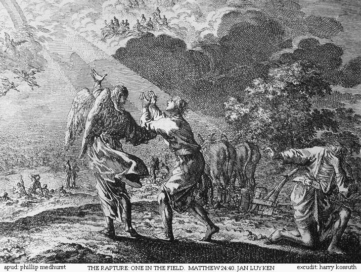 Post-tribulation rapture