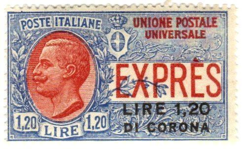 Postage stamps and postal history of Dalmatia
