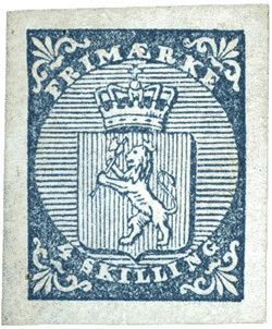 Postage stamps and postal history of Norway