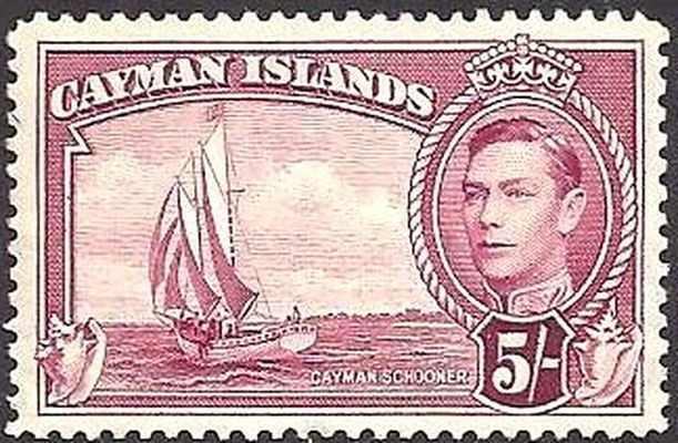 Postage stamps and postal history of the Cayman Islands