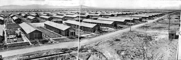 Poston War Relocation Center Poston Internment Camp K8 Librarian