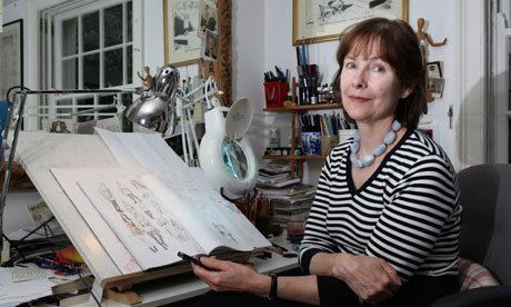 Posy Simmonds A life in drawing Posy Simmonds Culture The Guardian