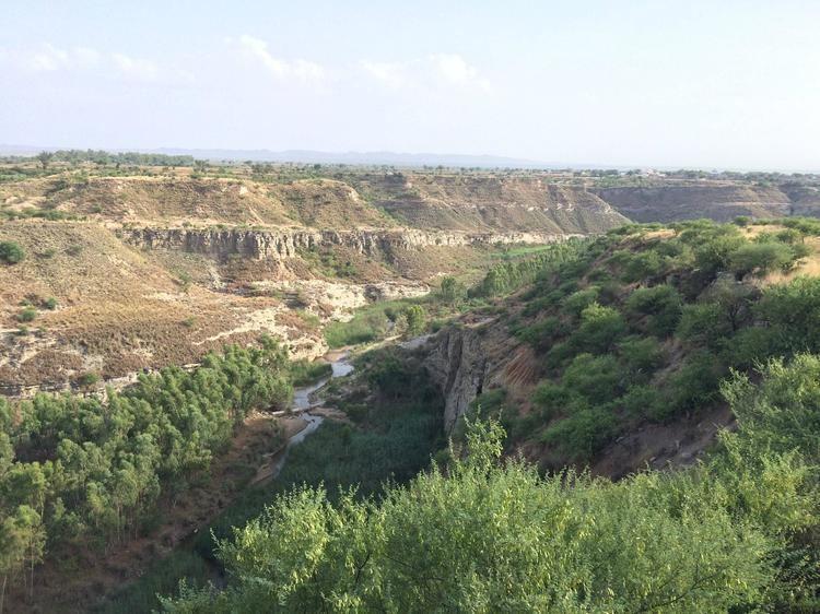 Pothohar Plateau Took this photo in the Potohar Plateau Punjab Pakistan iPhone 5S