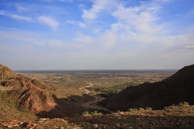 Pothohar Plateau Salman Rashid The Salt Range and the Potohar Plateau