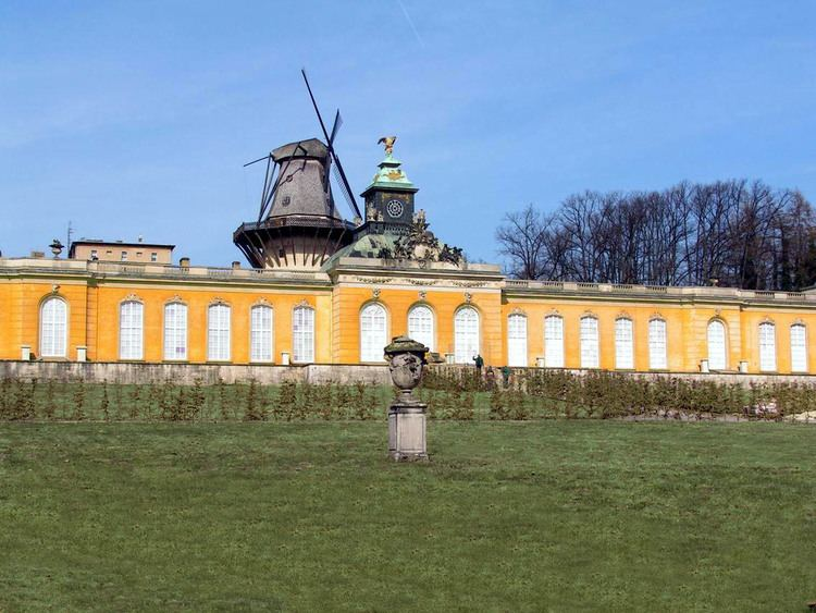 Potsdam in the past, History of Potsdam