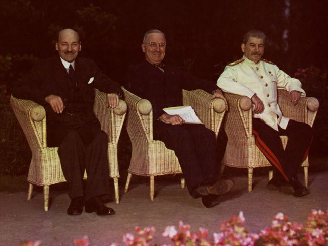 Potsdam Conference Yalta and Potsdam