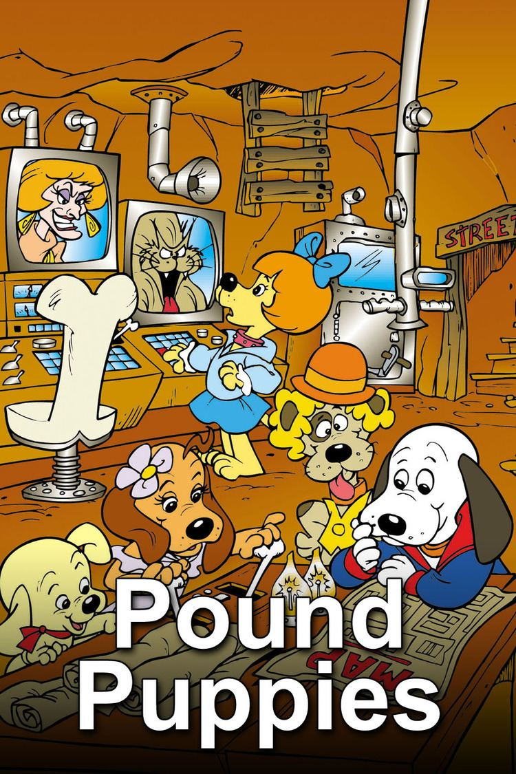 Pound Puppies 1986 Tv Series Alchetron The Free Social Encyclopedia