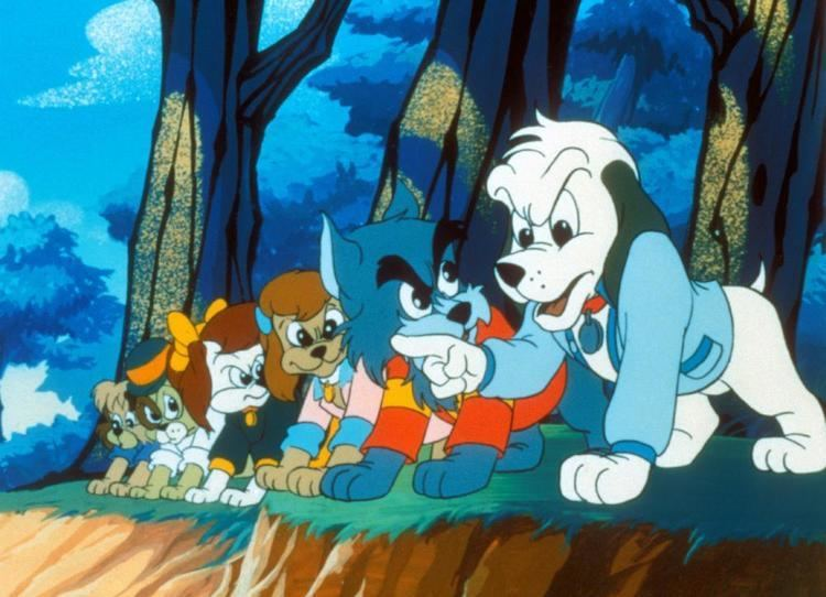 Pound Puppies and the Legend of Big Paw Cineplexcom Pound Puppies and the Legend of Big Paw