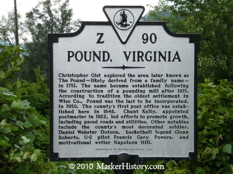 Pound Virginia Wwwmarkerhistorycomimageslow20res20a20shots