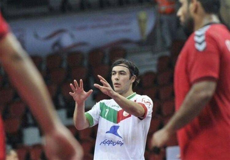 Pouya Norouzinejad Irans Pouya Norouzinejad Joins Bergischer Handball Team Tasnim