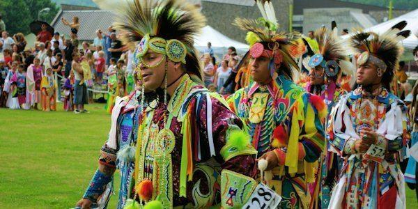 Pow wow Pow Wow Cherokee