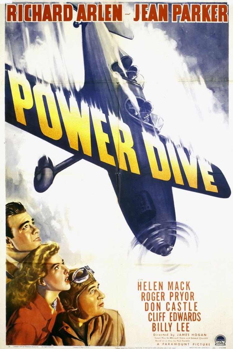 Power Dive (film) wwwgstaticcomtvthumbmovieposters93795p93795