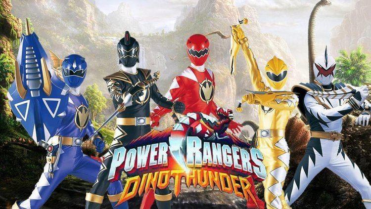Power Rangers Dino Thunder Power Rangers Dino Thunder by Butters101 on DeviantArt