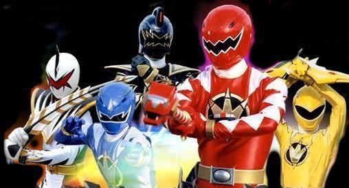 Power Rangers Dino Thunder POWER RANGERS DINO THUNDER
