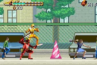 Power Rangers Dino Thunder (video game) Power Rangers Dino Thunder ERisingCaravan ROM lt GBA ROMs