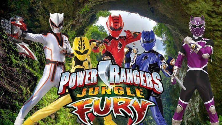 Power Rangers Jungle Fury Power Rangers Jungle Fury Wallpaper WallpaperSafari