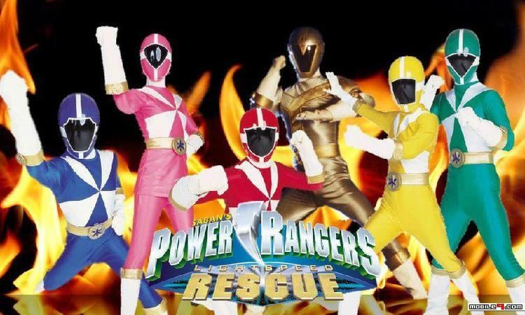 Power Rangers Lightspeed Rescue Download Power Rangers Lightspeed Rescue Android Games APK