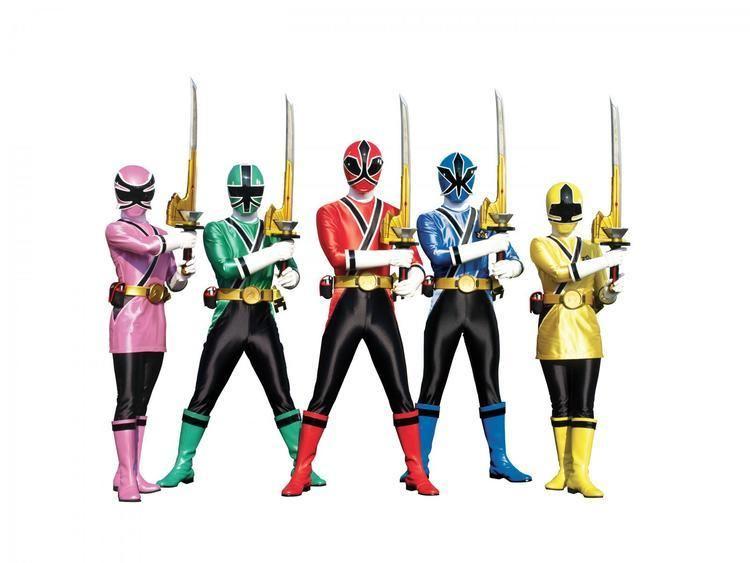 Power Rangers Samurai Power Rangers Super Samurai VIACOM PRESS
