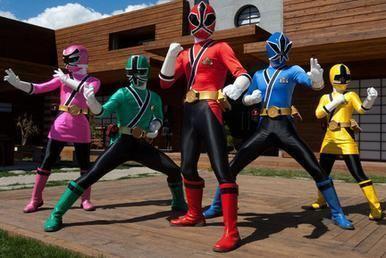 Power Rangers Samurai List of Power Rangers Samurai characters Wikipedia