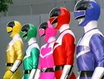 Power Rangers Time Force List of Power Rangers Time Force characters Wikipedia