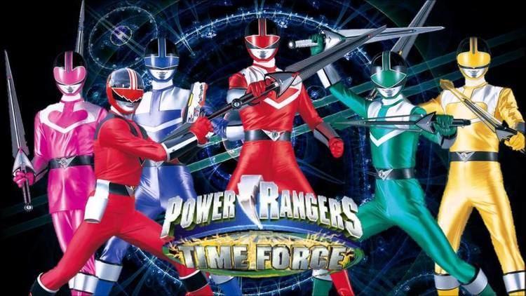 Power Rangers Time Force Power Rangers Origins and Evolutions ComingSoonnet