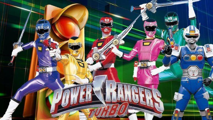 Power Rangers Turbo power rangers turbo Power Rangers Turbo by Butters101 power