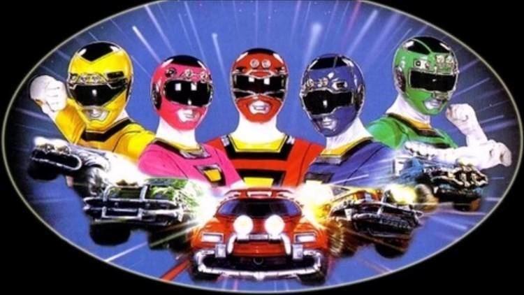 Power Rangers Turbo Power Rangers Turbo Power Rangers Turbo Go Main Theme YouTube