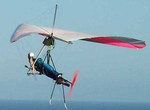 Powered hang glider Powered hang glider Wikipedia