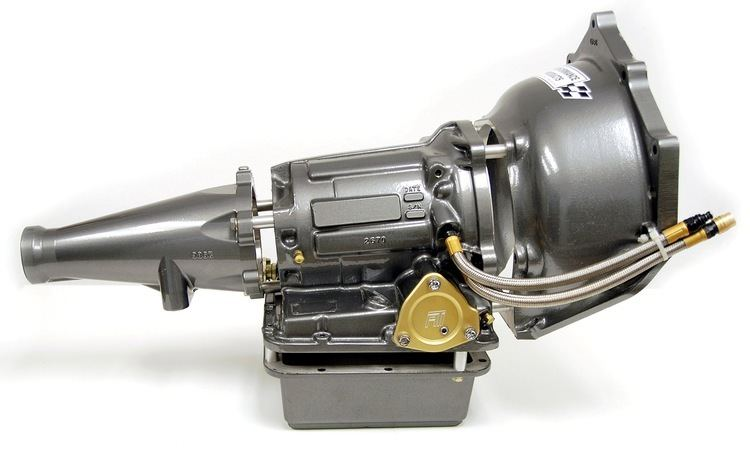 Powerglide Powerglide vs Turbo 400 A Tech Article on Dragzinecom
