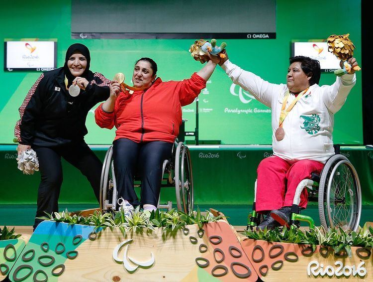 Powerlifting at the 2016 Summer Paralympics – Women's 86 kg