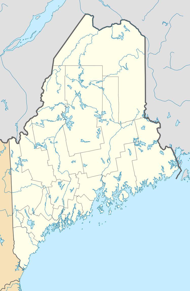 Powers House (Sidney, Maine)