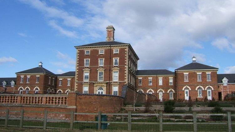 Powick Hospital Powick Hospital Worcester County Asylums
