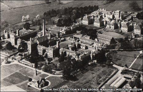 Powick Hospital BBC Powick Hospital Worcester Psychiatric hospital stories