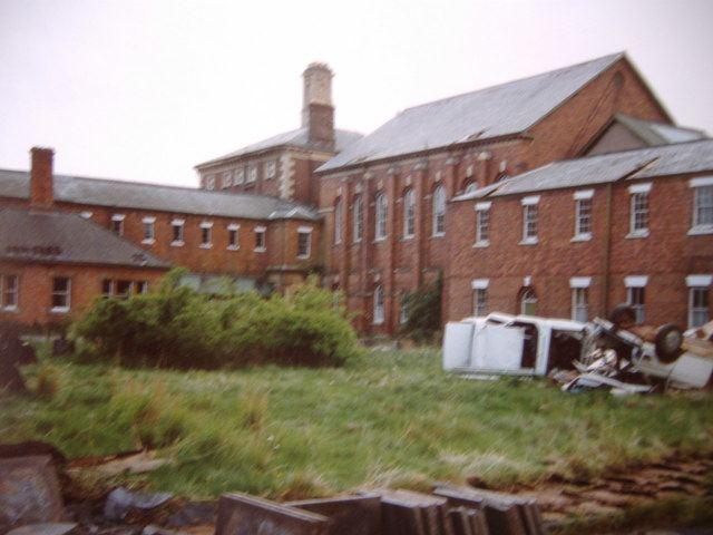 Powick Hospital Powick Hospital James Pratt ccbysa20 Geograph Britain and