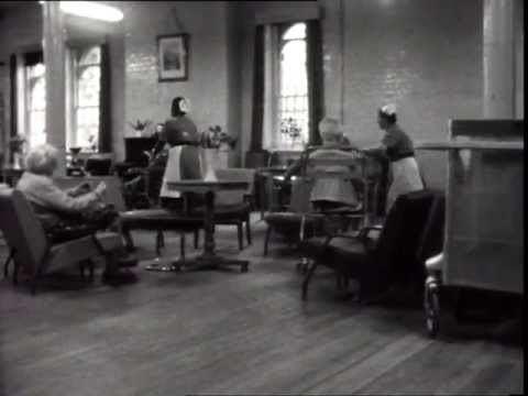 Powick Hospital Powick Hospital Powick Near Worcester 1968 Part 1 YouTube