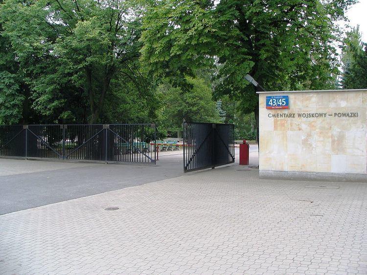 Powązki Military Cemetery