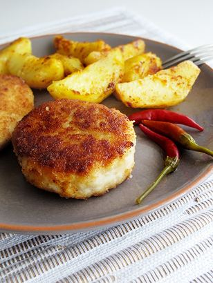 Pozharsky cutlet Pozharskie Kotlety Pozharsky Cutlets Russian Season Russian and