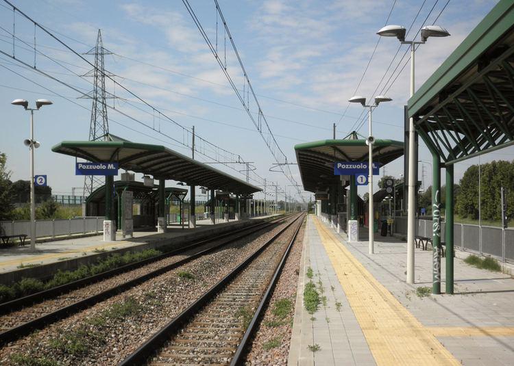 Pozzuolo Martesana railway station